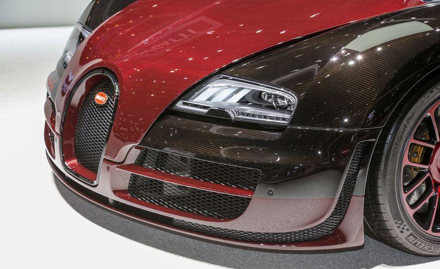 2015 Bugatti Veyron 16.4 Grand Sport Vitesse La Finale - Slide 10