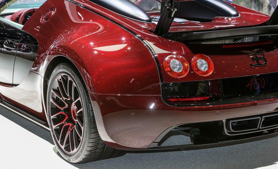 2015 Bugatti Veyron 16.4 Grand Sport Vitesse La Finale - Slide 11