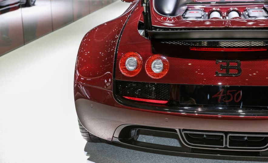 2015 Bugatti Veyron 16.4 Grand Sport Vitesse La Finale - Slide 12