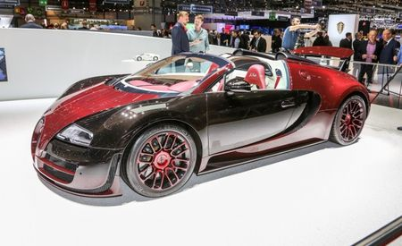 "The Last in Line: Bugatti Veyron ""La Finale"" Unveiled, Marks End of Production"