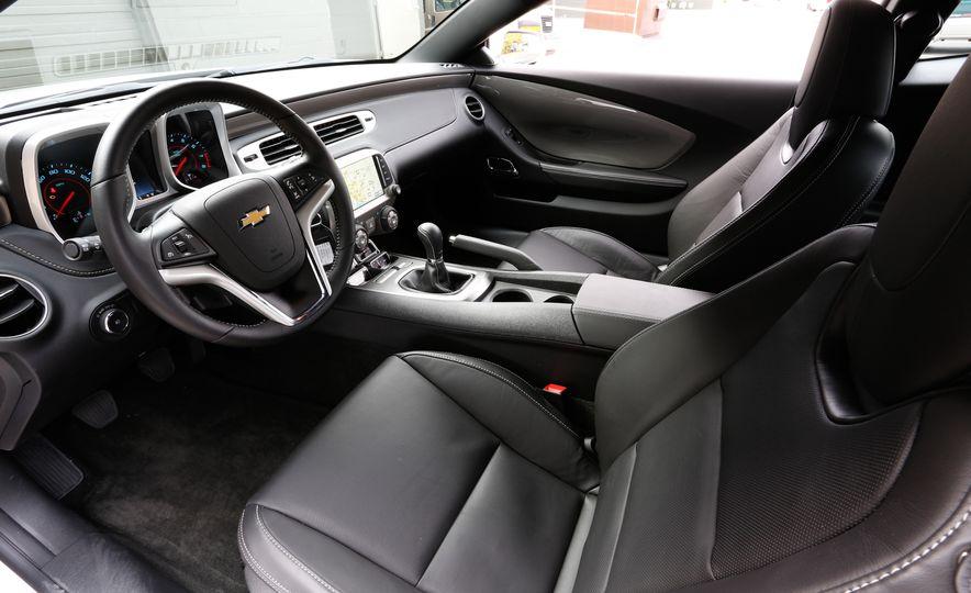 2015 Chevrolet Camaro SS 1LE - Slide 61