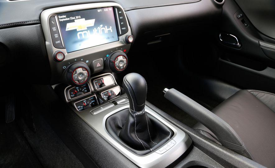 2015 Chevrolet Camaro SS 1LE - Slide 62