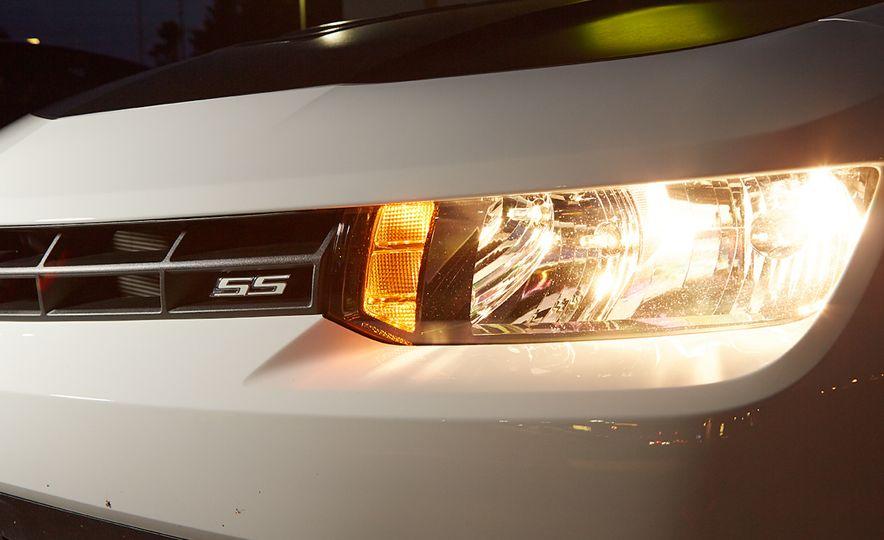 2015 Chevrolet Camaro SS 1LE - Slide 11