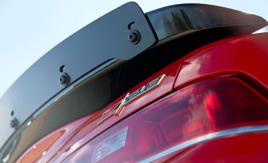 2015 Chevrolet Camaro SS 1LE - Slide 50
