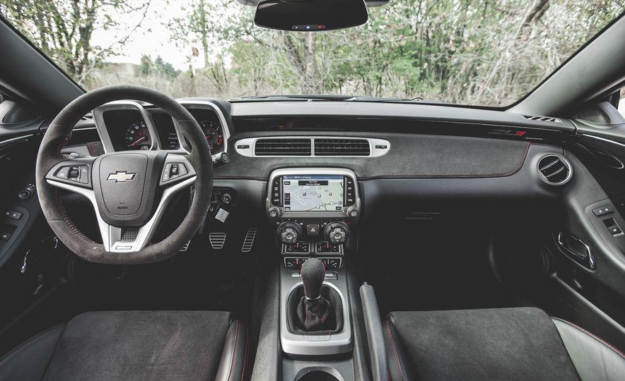 2015 Chevrolet Camaro SS 1LE - Slide 31