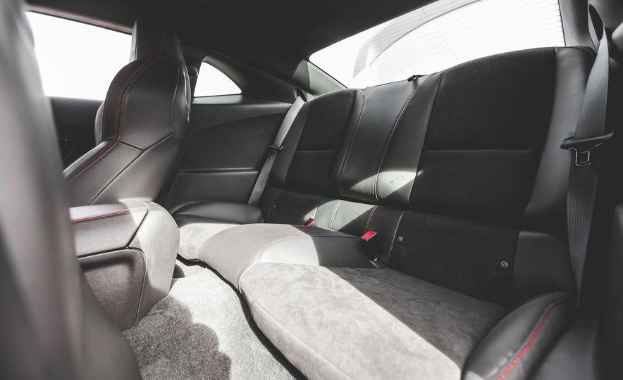 2015 Chevrolet Camaro SS 1LE - Slide 33