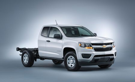Bedtime for Box-o: Chevy Offering Bed-Delete Option on Colorado