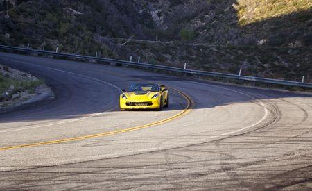 2015 Chevrolet Corvette Z06 Convertible Automatic – Instrumented Test