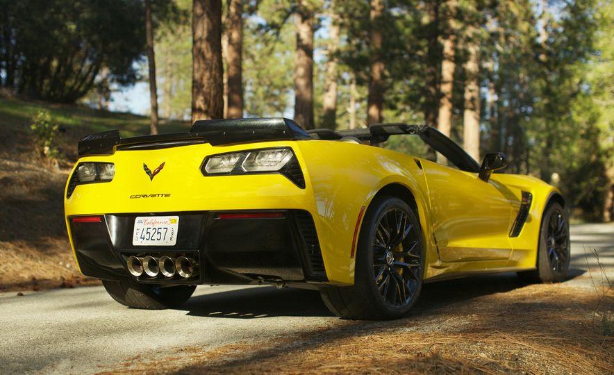 2015 Chevrolet Corvette Z06 convertible - Slide 14