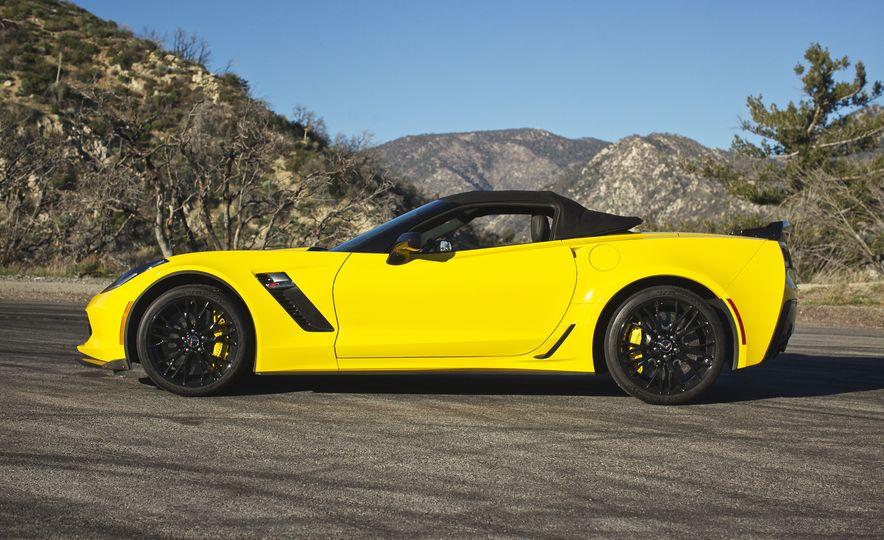 2015 Chevrolet Corvette Z06 convertible - Slide 30