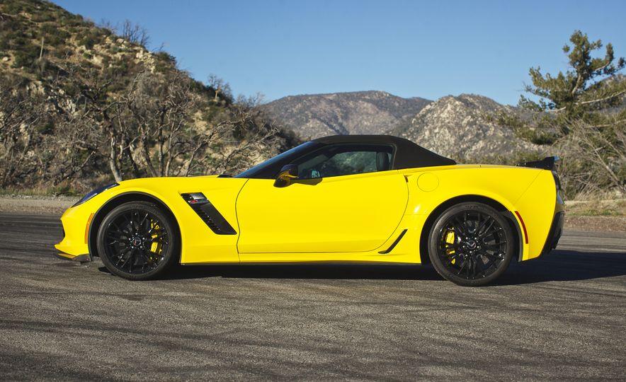 2015 Chevrolet Corvette Z06 convertible - Slide 31