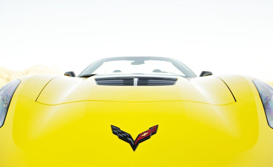 2015 Chevrolet Corvette Z06 convertible - Slide 32