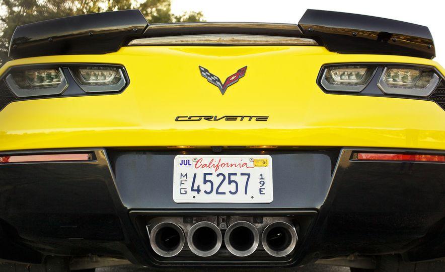2015 Chevrolet Corvette Z06 convertible - Slide 38