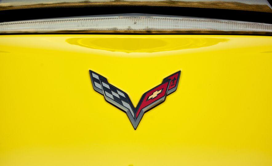 2015 Chevrolet Corvette Z06 convertible - Slide 49