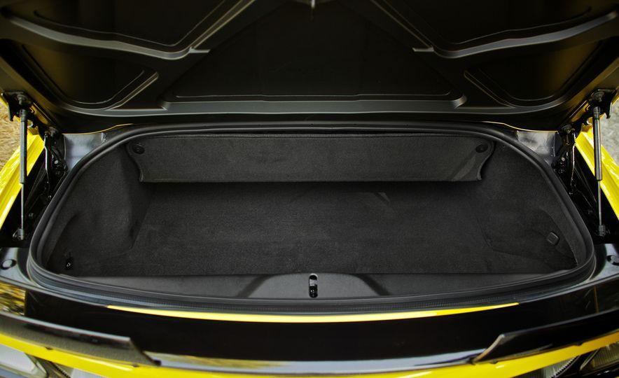 2015 Chevrolet Corvette Z06 convertible - Slide 50