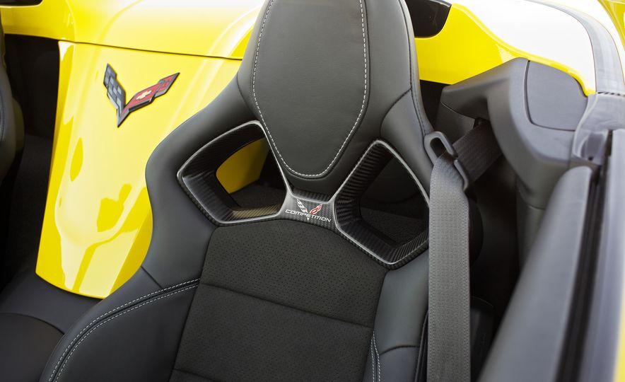 2015 Chevrolet Corvette Z06 convertible - Slide 56