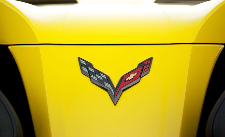 2015 Chevrolet Corvette Z06 convertible - Slide 57