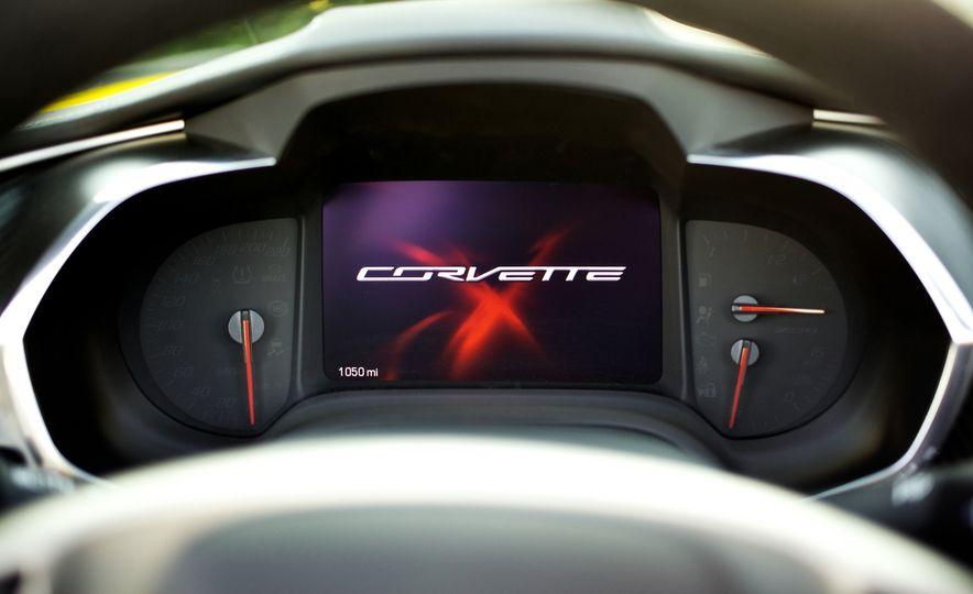 2015 Chevrolet Corvette Z06 convertible - Slide 65