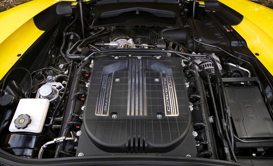 2015 Chevrolet Corvette Z06 convertible - Slide 76
