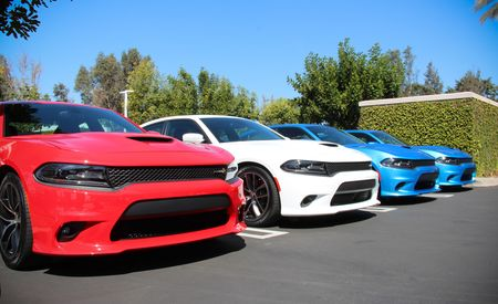 2015 Dodge Charger R/T Scat Pack – First Drive Review