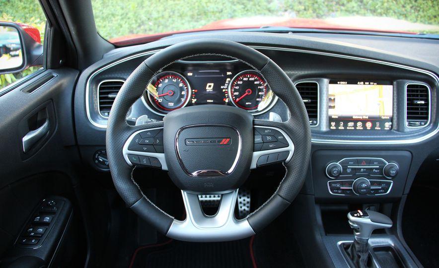 2015 Dodge Charger R/T Scat Packs - Slide 24