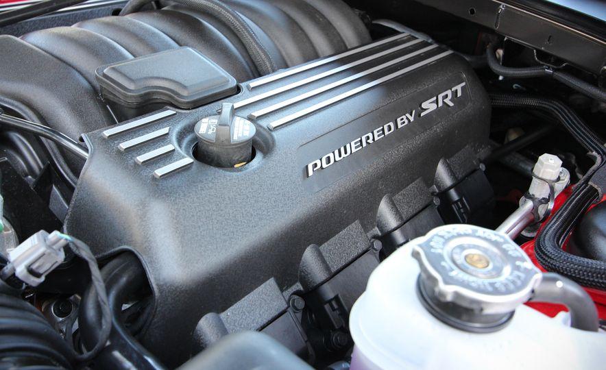 2015 Dodge Charger R/T Scat Packs - Slide 36
