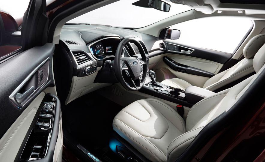 2015 Ford Edge Sport 2.7L EcoBoost and Edge Titanium - Slide 6
