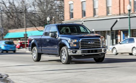 2015 Ford F-150 2.7L EcoBoost 4×4 – Instrumented Test