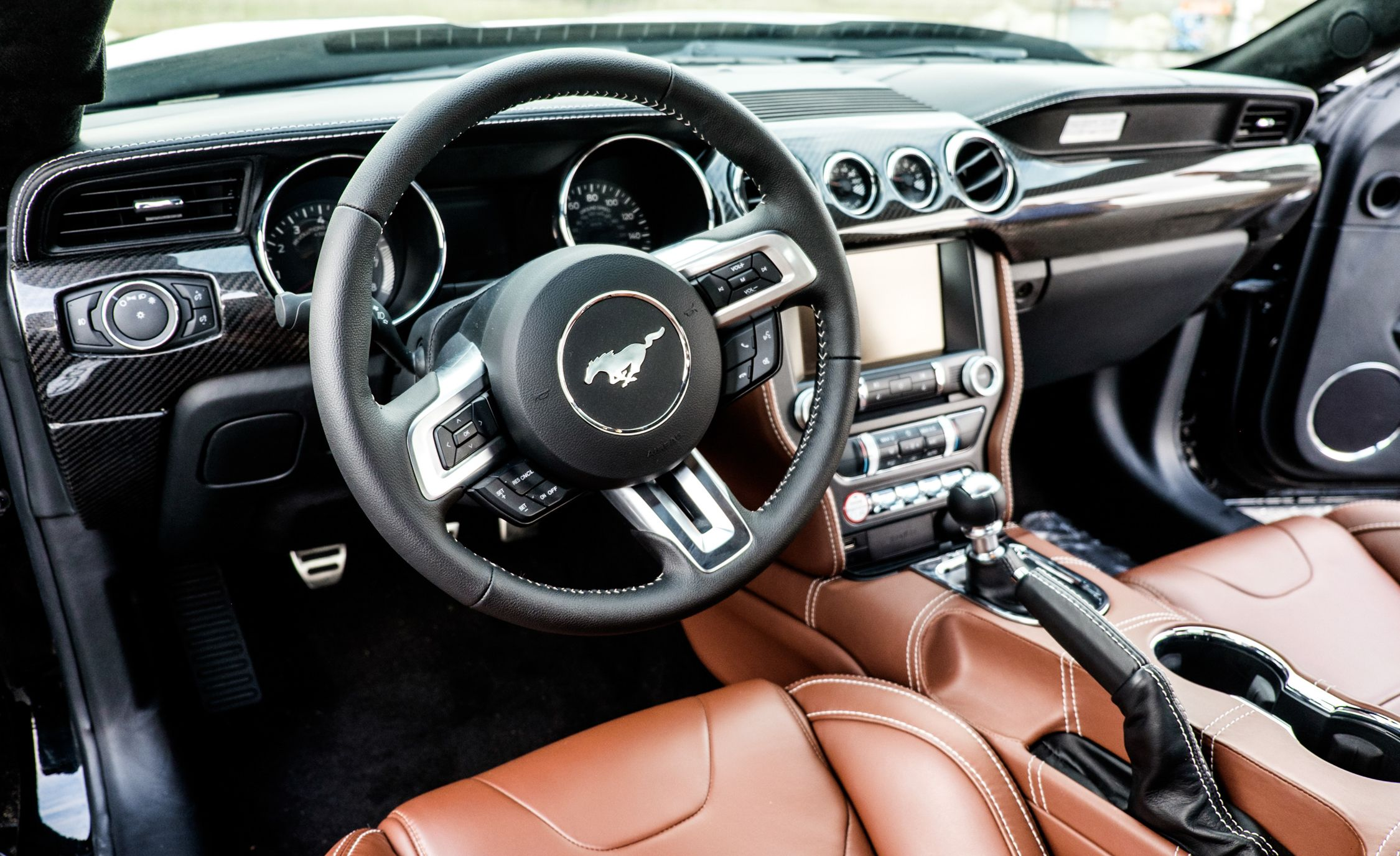 Fisker Galpin Rocket The Reimagined 725 Hp 2015 Ford Mustang