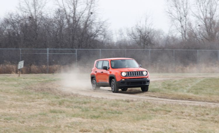 2015 Jeep Renegade Sport 4×4 1.4T Manual – Instrumented Test
