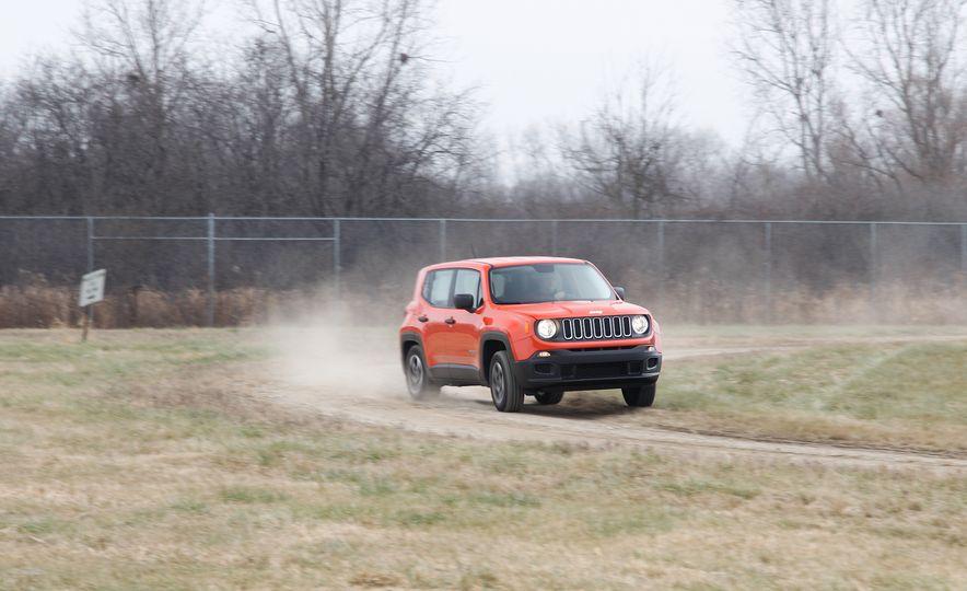 2015 Jeep Renegade 1.4T AWD - Slide 1