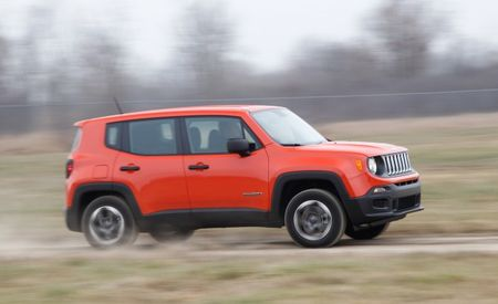 Jeep Renegade Held for Software Problems, May or May Not Be Related to 9-speed Auto