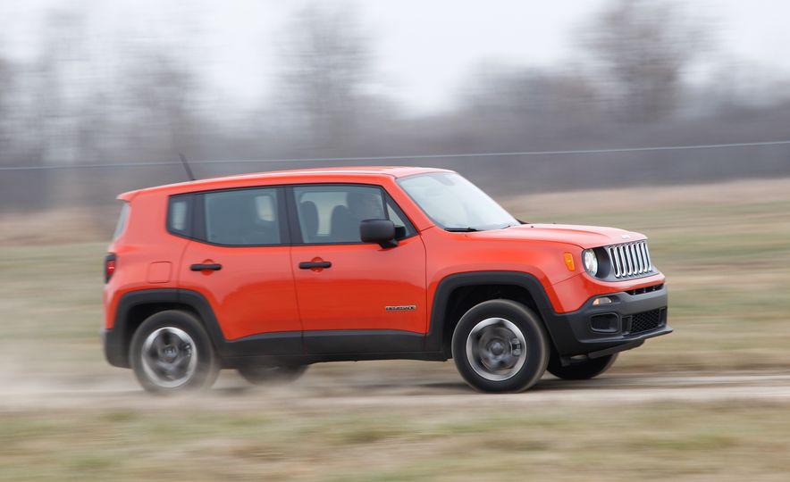 2015 Jeep Renegade 1.4T AWD - Slide 3