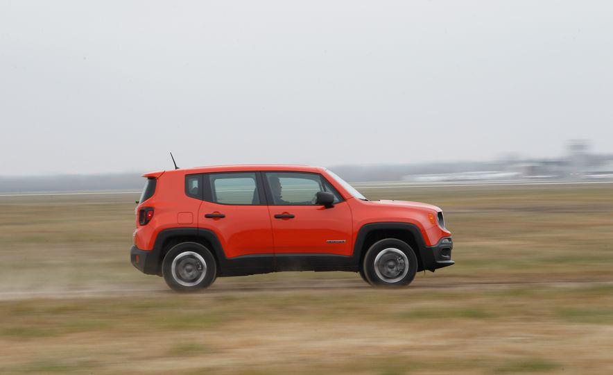 2015 Jeep Renegade 1.4T AWD - Slide 4