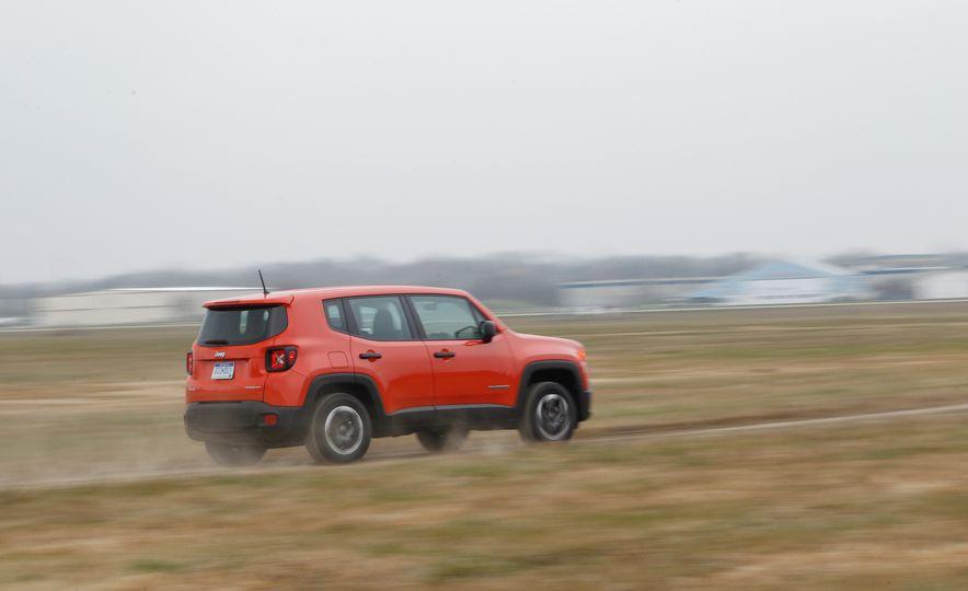 2015 Jeep Renegade 1.4T AWD - Slide 5