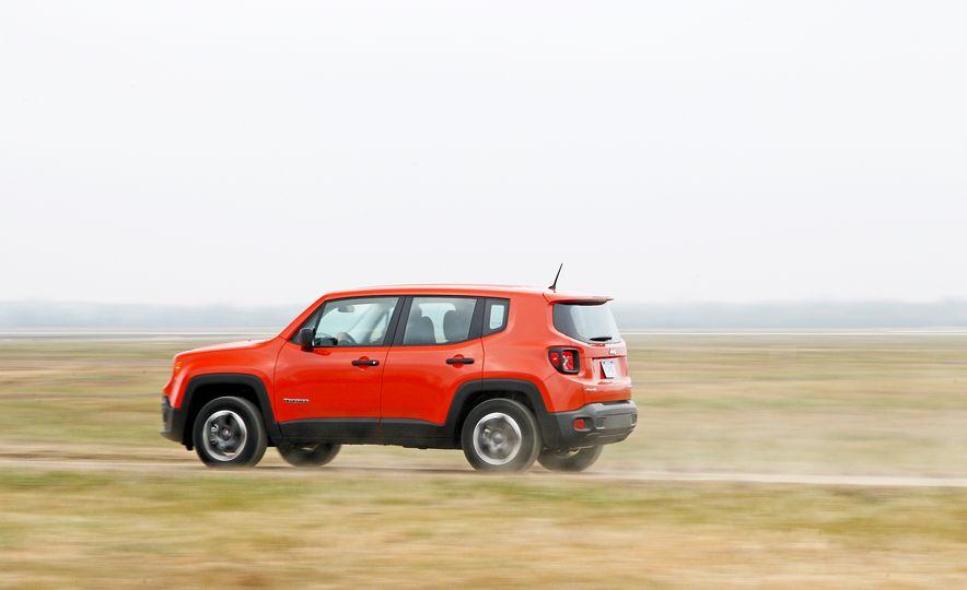 2015 Jeep Renegade 1.4T AWD - Slide 7