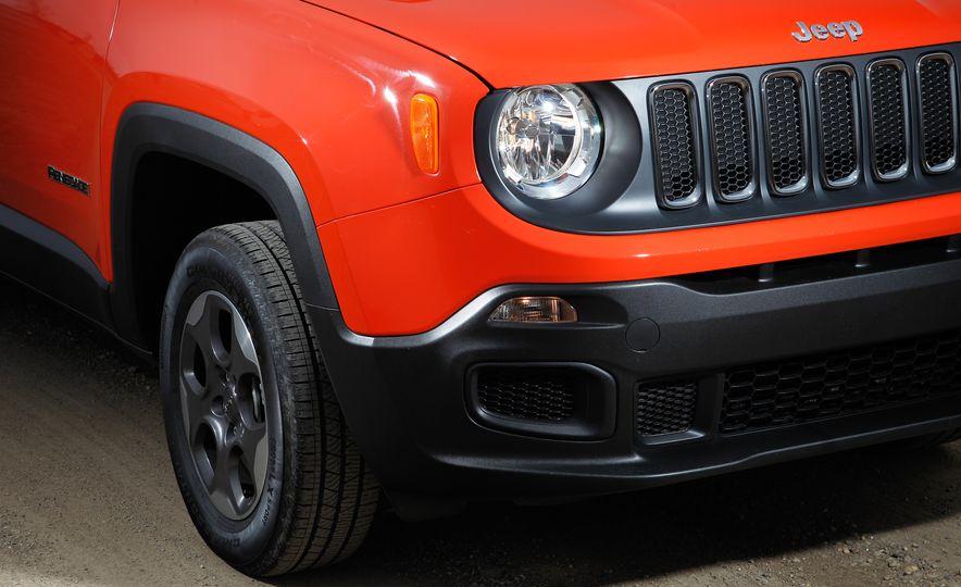 2015 Jeep Renegade 1.4T AWD - Slide 13