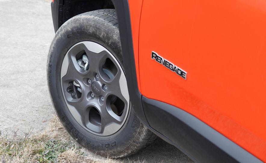 2015 Jeep Renegade 1.4T AWD - Slide 16