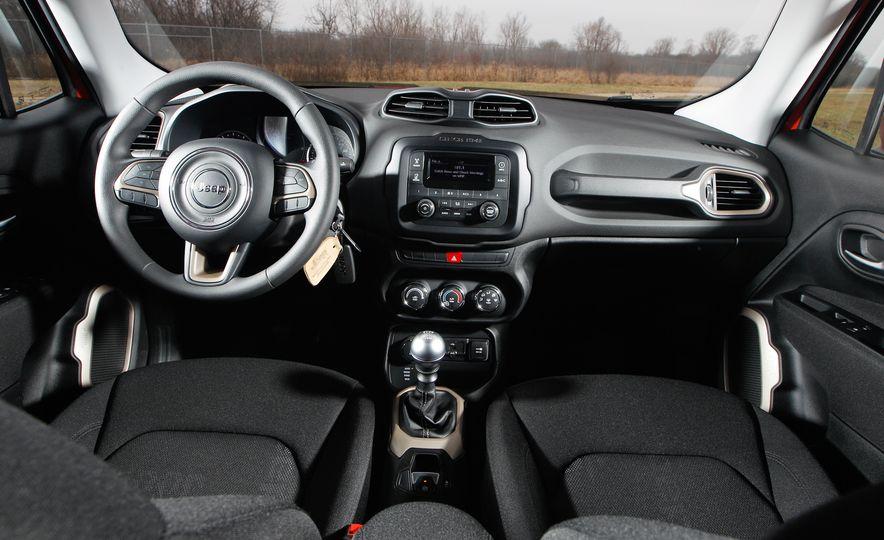 2015 Jeep Renegade 1.4T AWD - Slide 18
