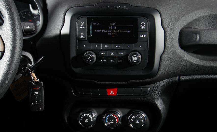 2015 Jeep Renegade 1.4T AWD - Slide 20