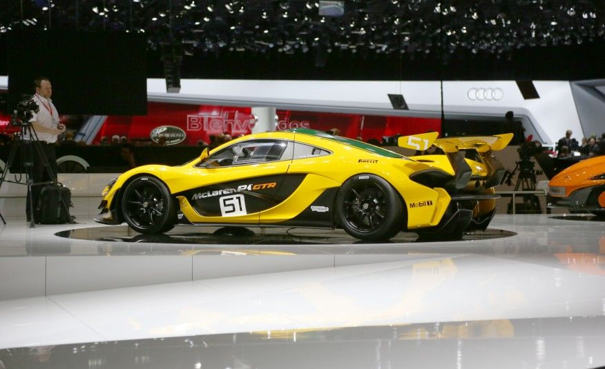 Our Picks for the Very Best from the 2015 Geneva Auto Show - Slide 17