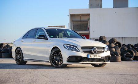 2015 Mercedes-AMG C63 Priced: Just $138 Per Horsepower!*