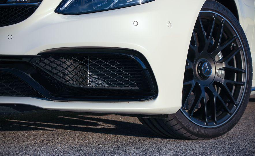 2015 Mercedes-AMG C63 - Slide 11