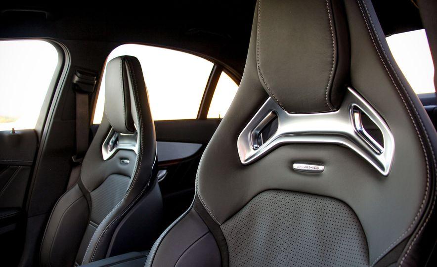 2015 Mercedes-AMG C63 - Slide 26