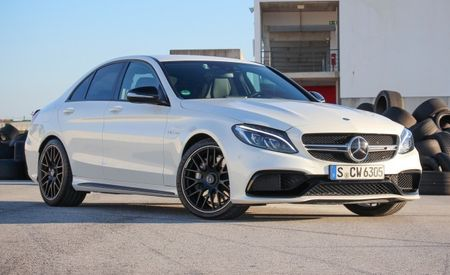 2015 Mercedes-AMG C63 Priced: Just $138 Per Horsepower!*