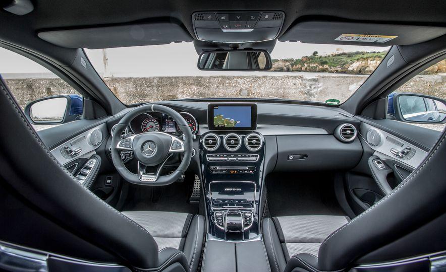 2015 Mercedes-AMG C63 - Slide 62