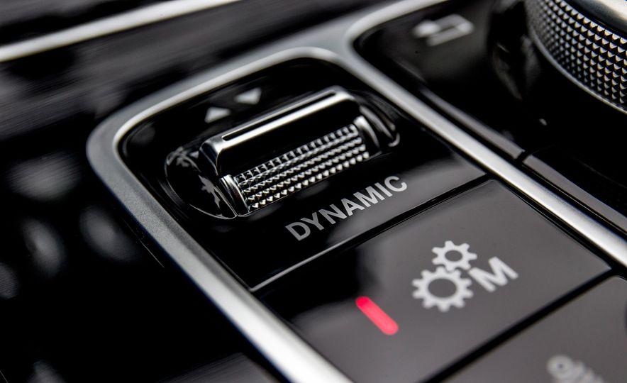 2015 Mercedes-AMG C63 - Slide 70