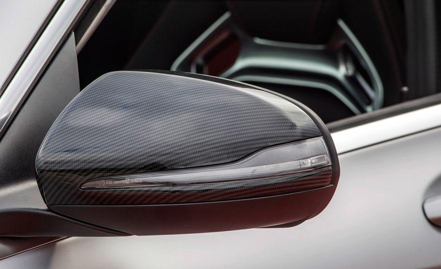2015 Mercedes-AMG C63 - Slide 92