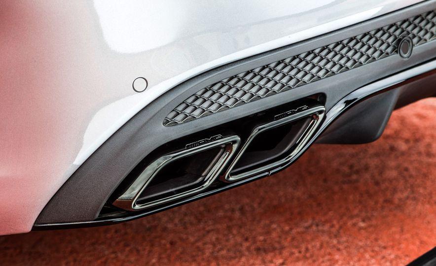 2015 Mercedes-AMG C63 - Slide 93