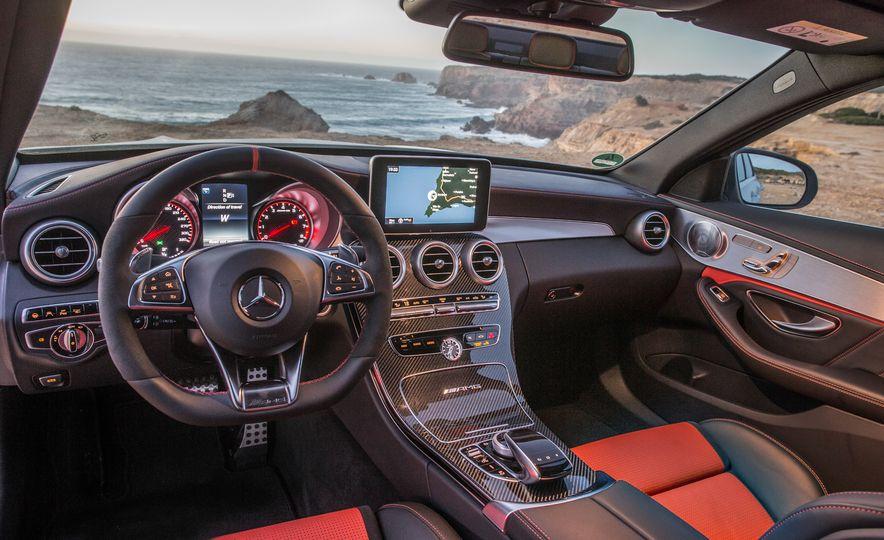 2015 Mercedes-AMG C63 - Slide 95
